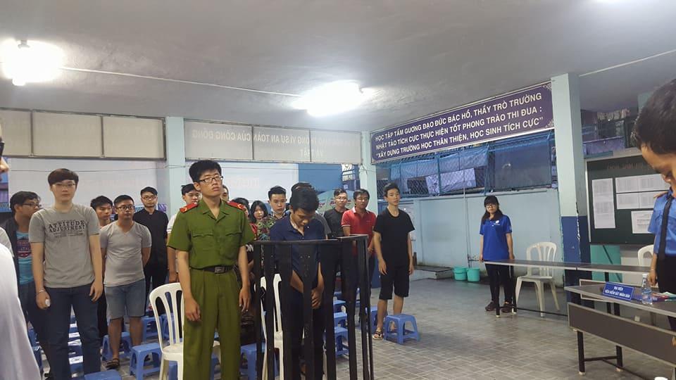 Phường 9: Tổ chức Tuyên truyền Luật Nghĩa vụ quân sự