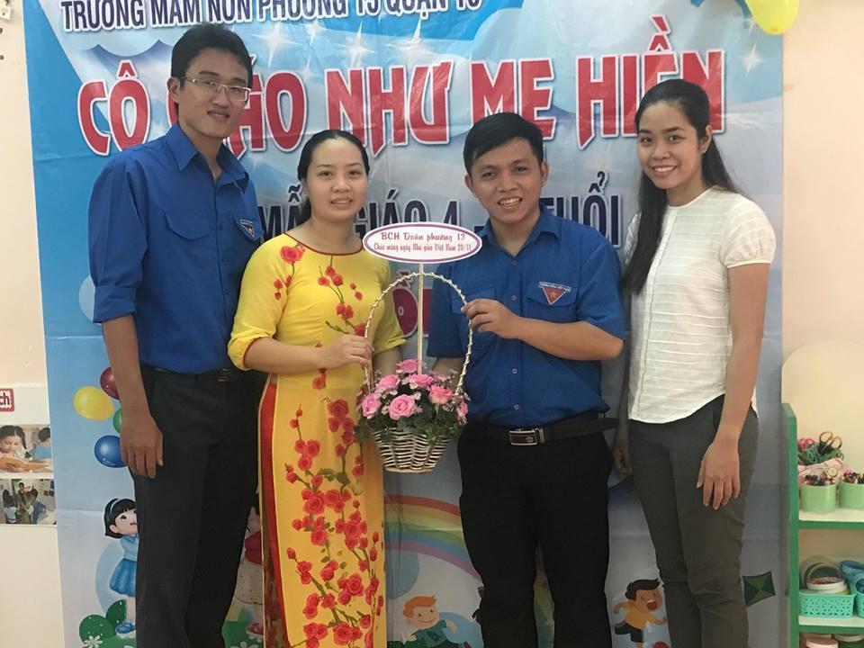 Phường 13 - Chào mừng Ngày Nhà giáo Việt Nam 20/11