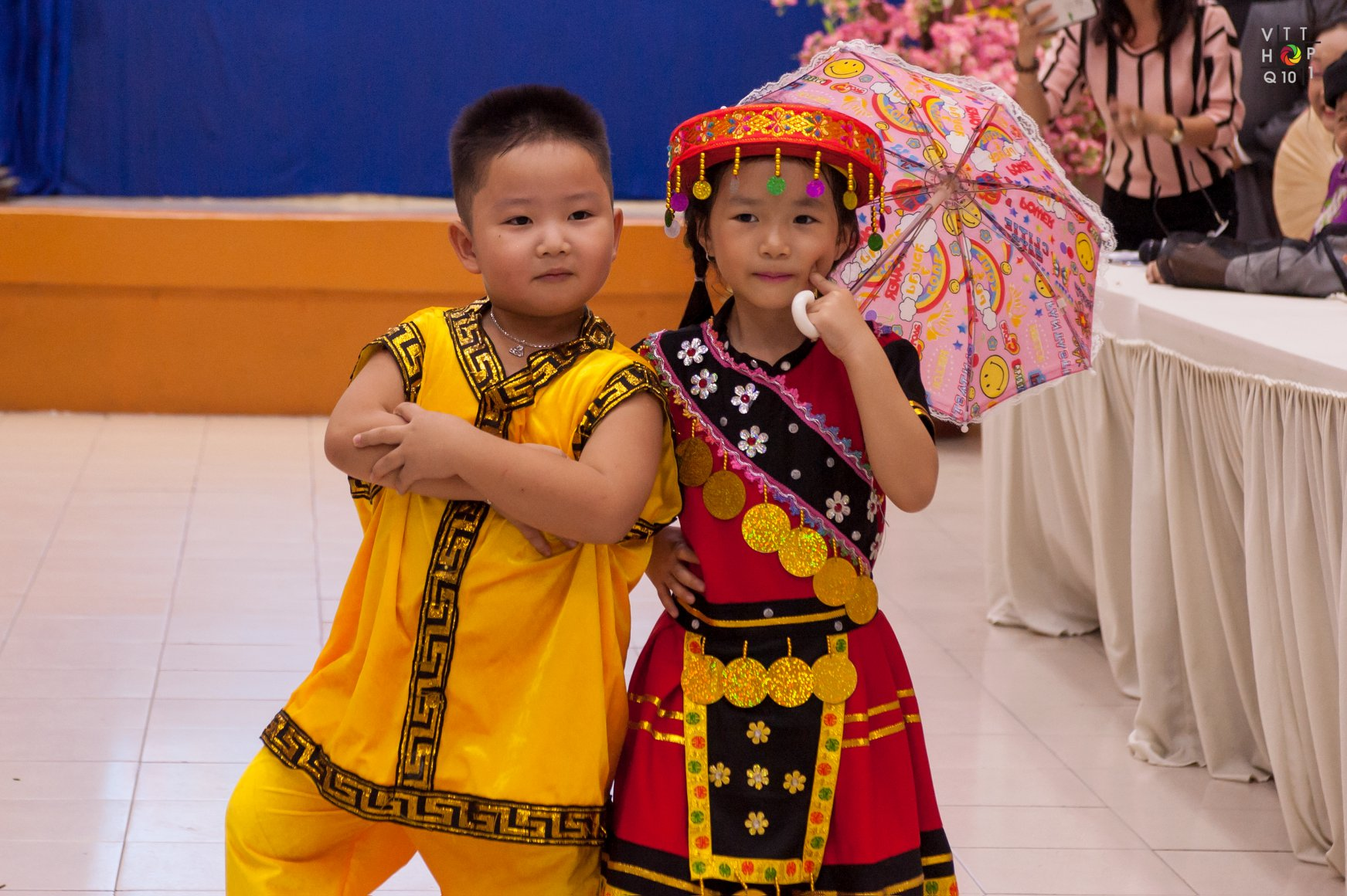 Phường 1 - Liên hoan sắc màu văn hóa Việt Nam