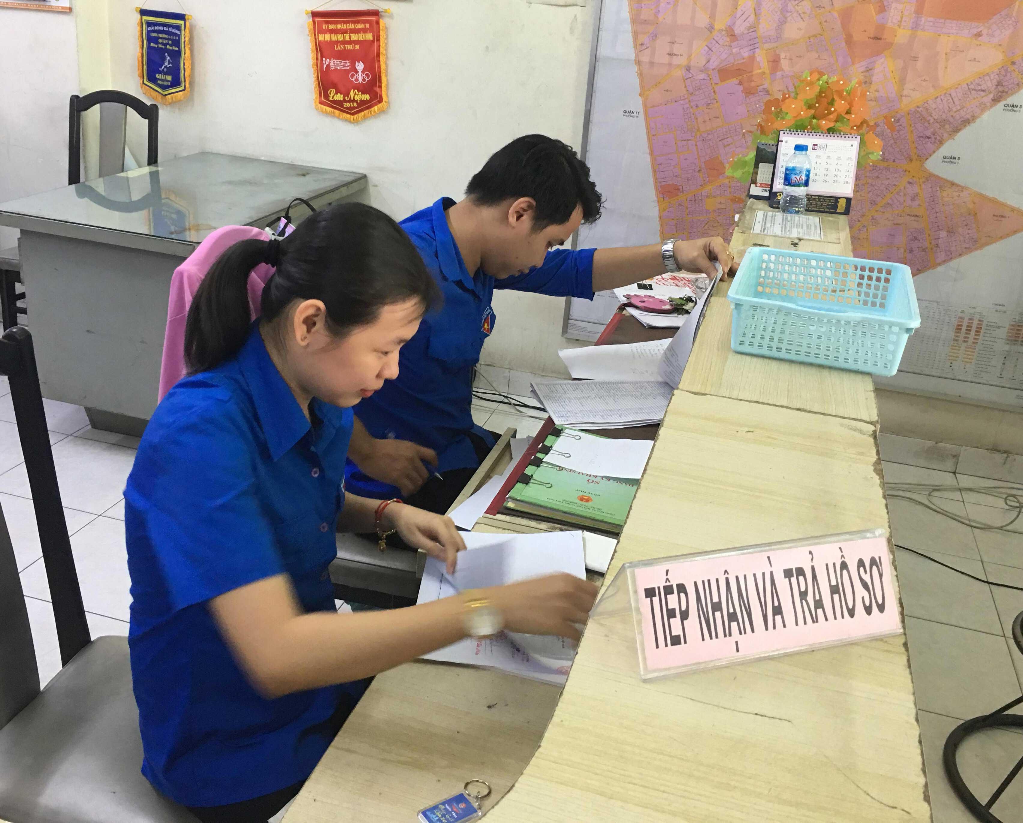 Ngày thứ bảy tình nguyện giải quyết thủ tục hành chính