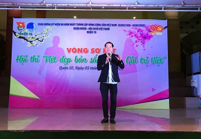 """Gần 100 thí sinh đăng kí tham dự Vòng sơ kết Hội thi """"Nét đẹp bản sắc Việt – Giá trị Việt"""" năm 2020."""
