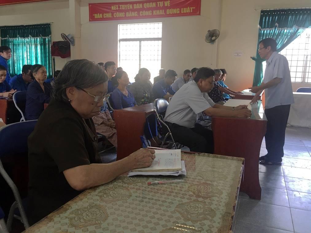 Quận Đoàn 10 - Phối hợp tổ chức chương trình thăm và tặng quà nhân dân vùng căn cứ Thành Đoàn năm 2020