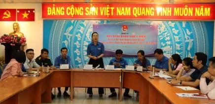 Hội nghị đóng góp ý kiến tổ chức các hoạt động kỷ niệm 90 năm Ngày thành lập Đoàn TNCS Hồ Chí Minh (26/3/1931 - 26/3/2021).