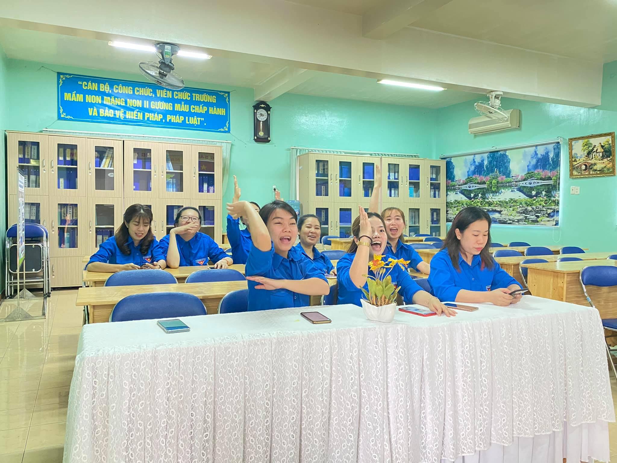 Đoàn Phường 6 - Các Chi đoàn tổ chức sinh hoạt chi đoàn chủ điểm tháng 3.